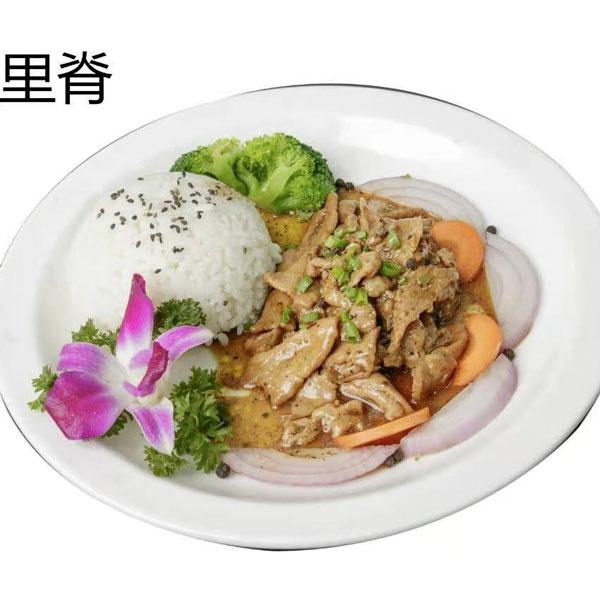 黑椒里脊肉 (泉州甜厨商贸有限公司)